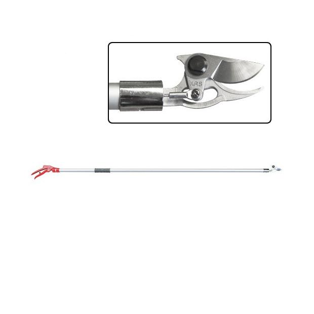 Sécateur long-manche 180 cm, rouge/gris - ARS 180 L - 1.8