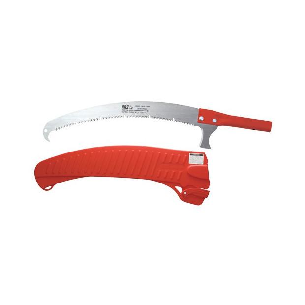 Scie 67 cm, sur perche EXP, avec étui, rouge - ARS UV-47