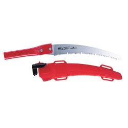 Scie 53 cm, pour perche EXP, avec étui, rouge - ARS UV32PRO-EXP